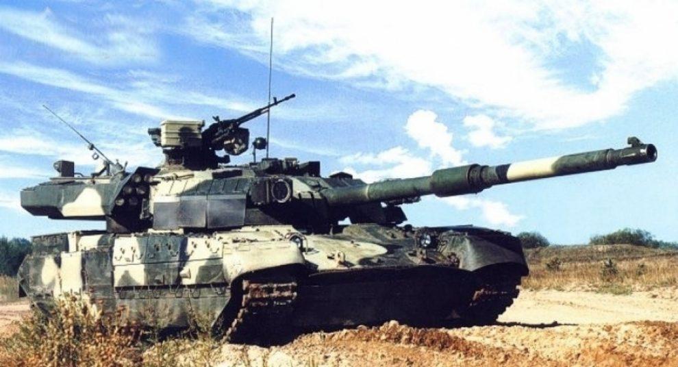 """Новий Т-84-120 """"Ятаган"""": В Україні налагодили виробництво танків за стандартами НАТО (відео)"""