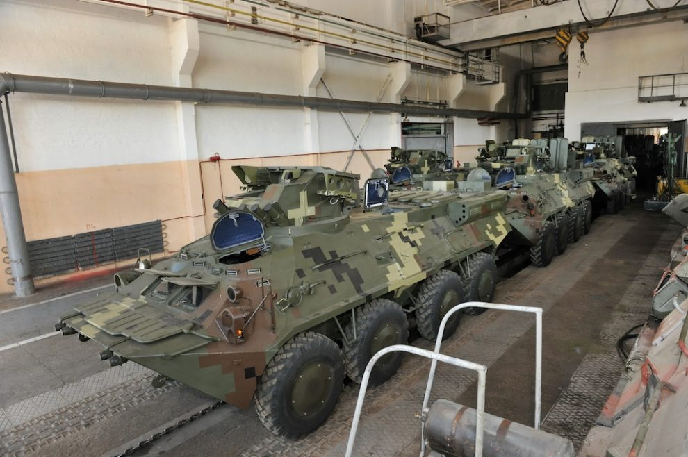 Українська армія отримала сучасну смертоносну зброю