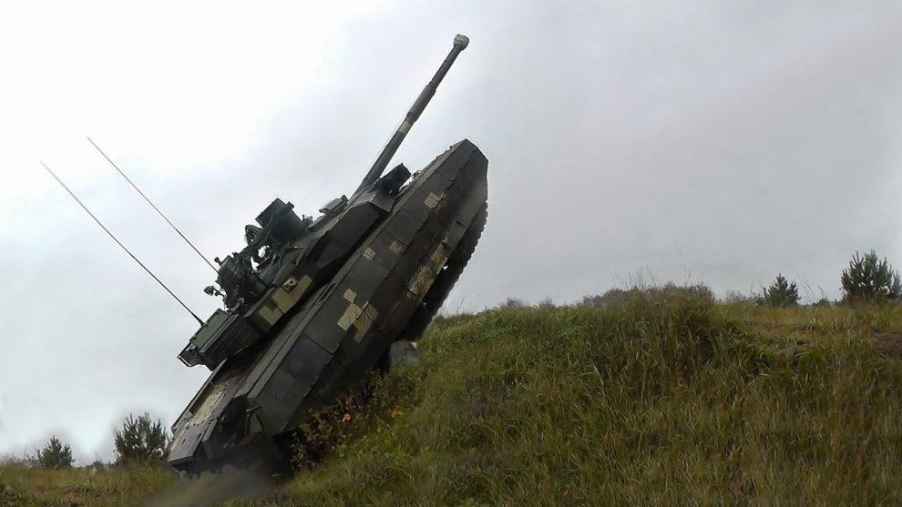 Кращий за «Оплот»: В Україні з'явиться загроза російській Арматі (фото)
