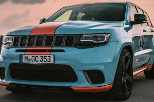 Німецькі тюнери випустили 900-потужний Jeep Grand Cherokee