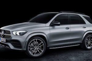 Mercedes показав найпотужнішу версію кросовера GLE
