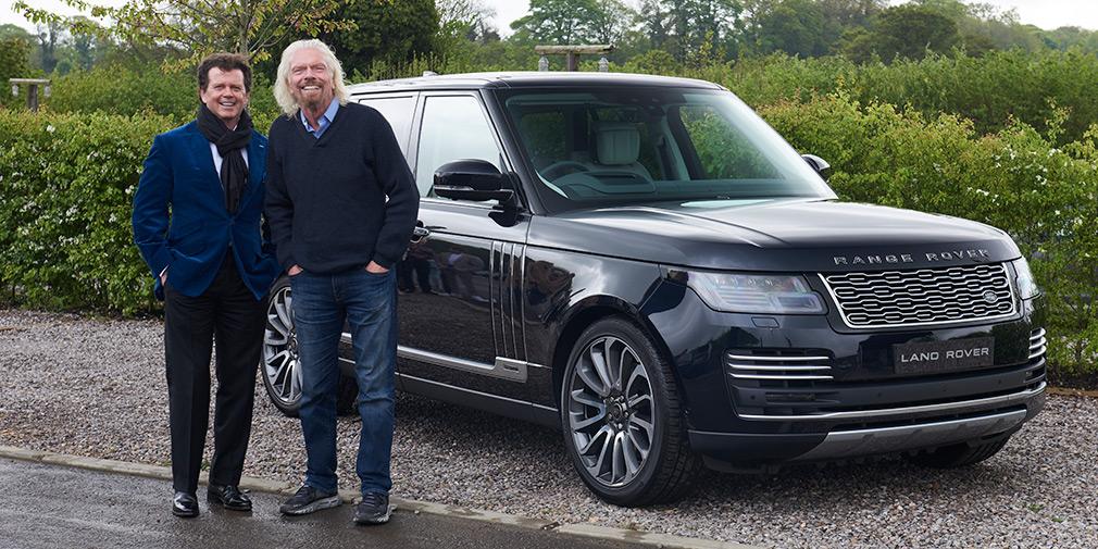 Land Rover розробив позашляховик для астронавтів