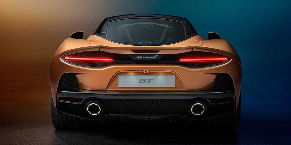 McLaren представив суперкар GT (Grand Tourer), який називається самим практичним автомобілем в історії британської марки. У компанії стверджують, що новинка стала найбільш швидким, легким і комфортним автомобілем в класі Grand Tourer.