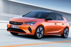 Новий Opel Corsa отримав електромотор