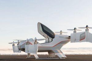 Airbus показав салон літаючого таксі