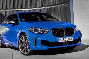 BMW представила 1-Series нового покоління