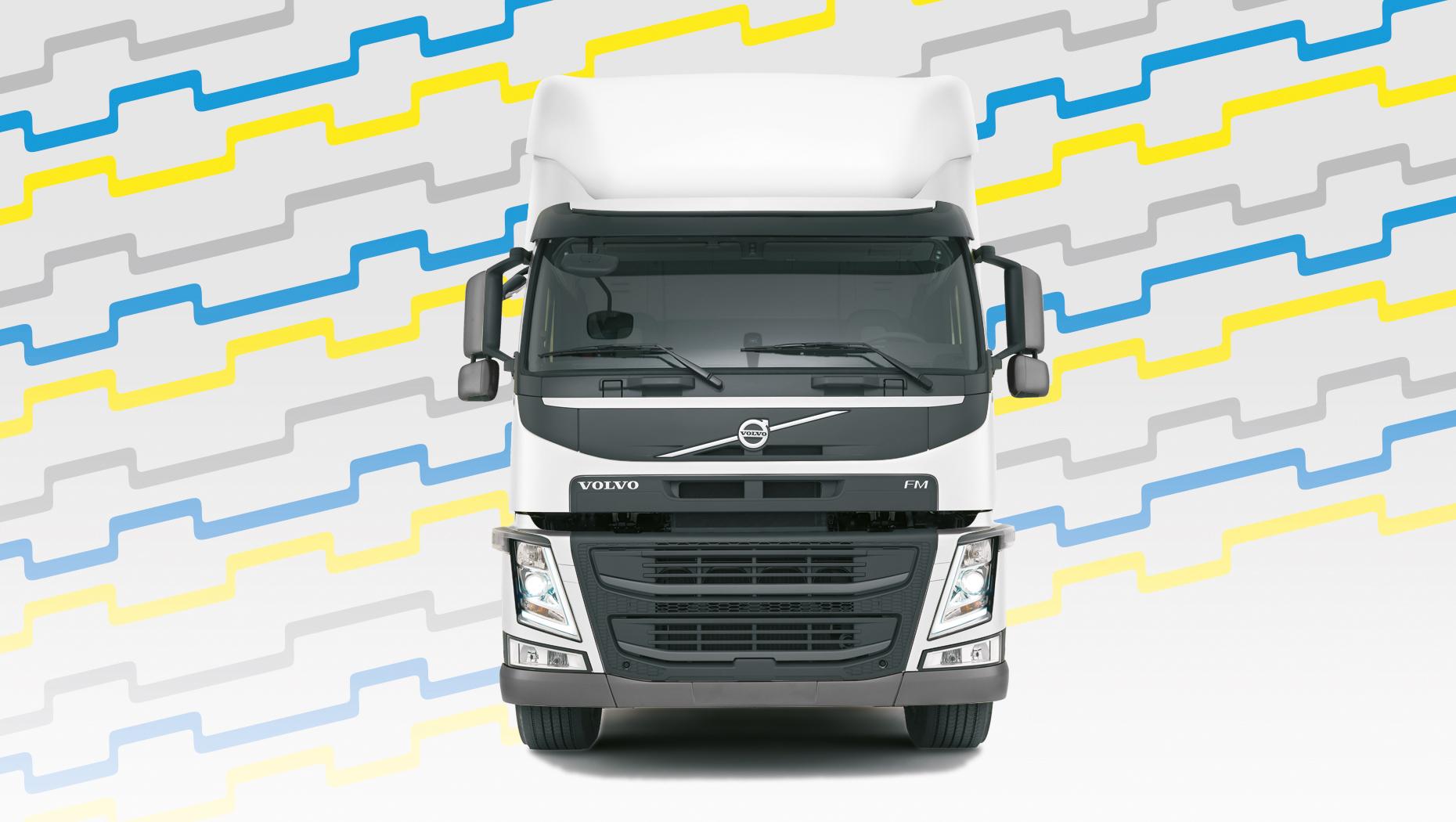 Volvo Trucks розробила для України спеціальні версії Volvo FM і Volvo FH