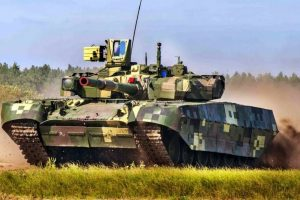 На озброєнні України з'явиться найпотужніший танк «Тірекс»