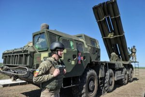 Знищення першим пострілом: В Україні пройшли випробування модернізовані реактивні системи «Вільха»