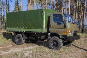 Український завод запропонував реальну заміну армійському ГАЗ-66
