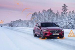 Volvo Cars приєднується до інноваційного пілотного проекту обміну даними щодо безпеки