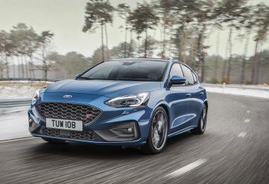 Ford розповів про найпотужніший і швидкий Focus ST в історії