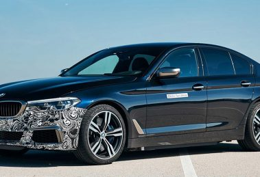 BMW перетворила «п'ятірку» на 720-потужний