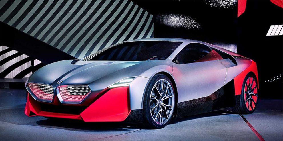 BMW показала 600-потужний спортивний гібрид