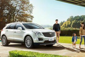 Cadillac представив оновлений кросовер XT5