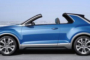 Відео: Volkswagen тестує крос-кабріолет T-Roc