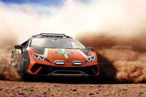 Lamborghini випустила вседорожній Huracan