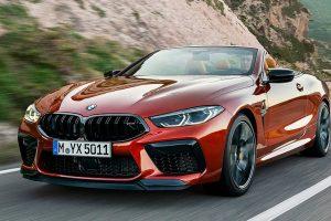 Нова BMW M8 отримала 625-потужний мотор