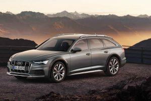Audi показала позашляховик A6 Allroad нового покоління