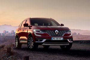 Renault представив оновлений кросовер Koleos