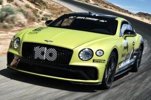 Bentley показав гоночний Continental GT для рекорду на горі Пайкс-Пік