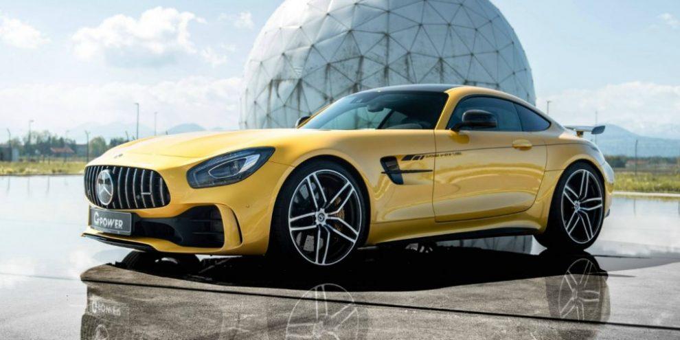 Тюнери випустили 800-потужний Mercedes-AMG GT