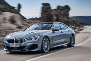 BMW представила чотирьохдверну «вісімку»
