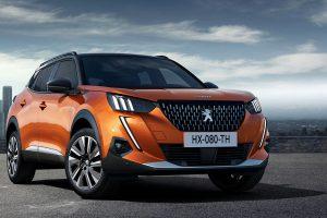 Peugeot розсекретив новий кросовер