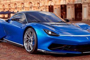 Pininfarina змінила дизайн найпотужнішого італійського суперкара
