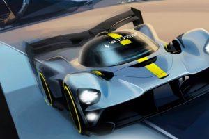 Гіперкар Aston Martin спробує встановити рекорд «Нюрбургринга»