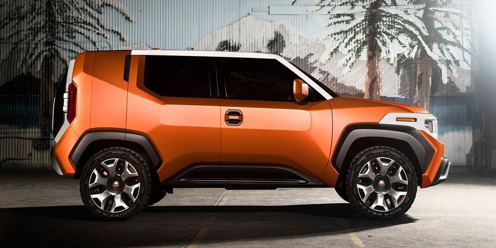 Toyota анонсувала новий кросовер