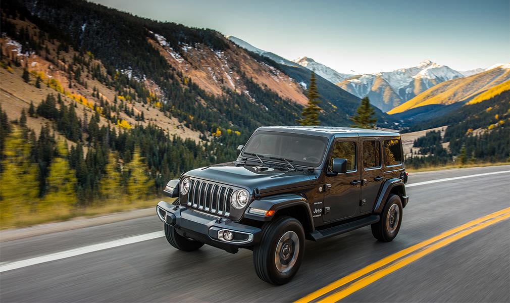 Jeep Wrangler отримає гібридні «четвірки» і «шістки»