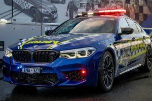 Поліція Австралії отримала спортивний седан BMW M5