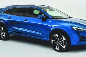 Ford замінить Mondeo, S-Max і Galaxy вседорожнім універсалом