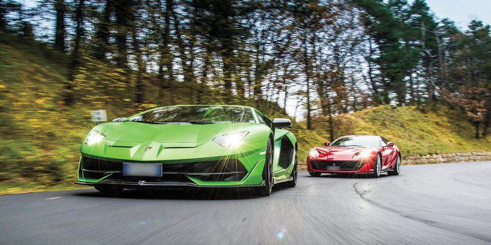 У Бразилії виявили фабрику по збірці підроблених Ferrari і Lamborghini