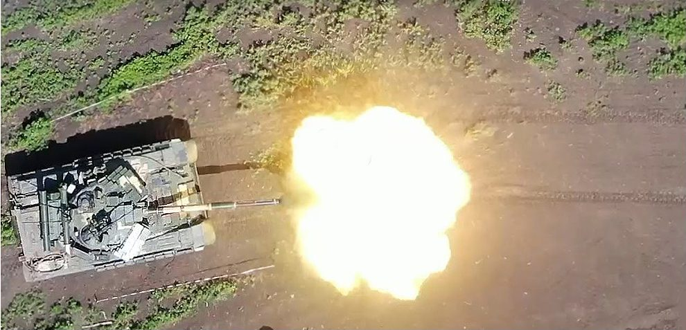 Потужна зброя: ЗСУ налякали окупантів масштабними навчаннями (відео)