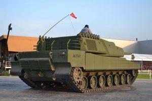 Кулак Ердогана: Що за танк Altay може з'явитися у ЗСУ