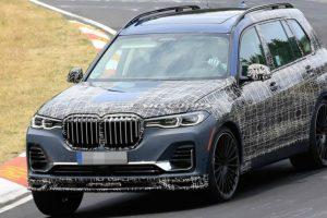 Alpina вивела на тести 600-потужну BMW X7