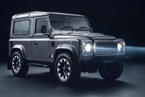 Land Rover розробив поновлення для старого Defender