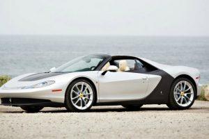 Унікальний суперкар Ferrari Sergio продадуть на аукціоні