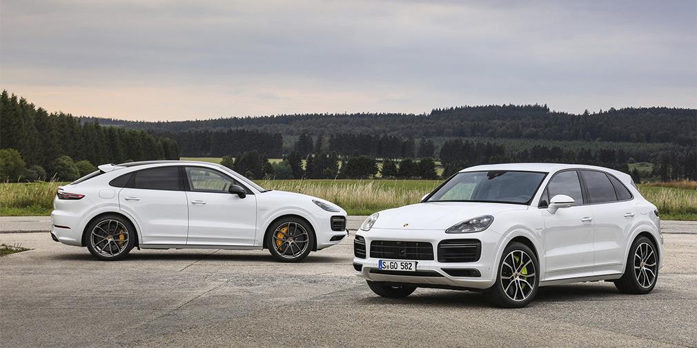 Porsche представила найпотужніший Cayenne в історії