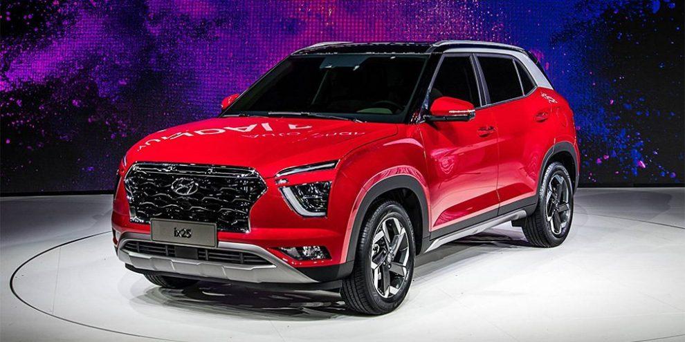Hyundai Creta отримає новий мотор