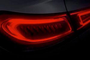 Mercedes анонсував прем'єру нового кросовера