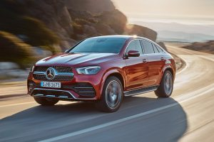 Новий Mercedes GLE Coupe виріс в розмірах і навчився розуміти живу мову