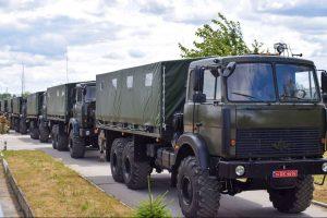 ЗСУ отримали велику партію потужних вантажівок (ФОТО)