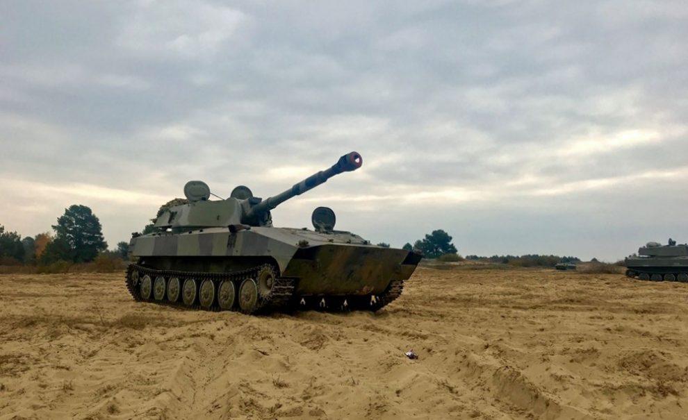 Україна закупила в Чехії нову потужну зброю