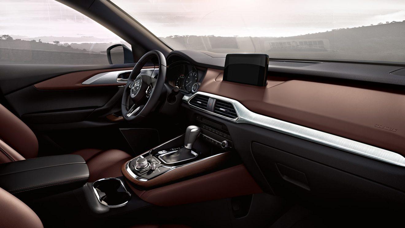 Обзор Mazda CX-9: премиальное благородство