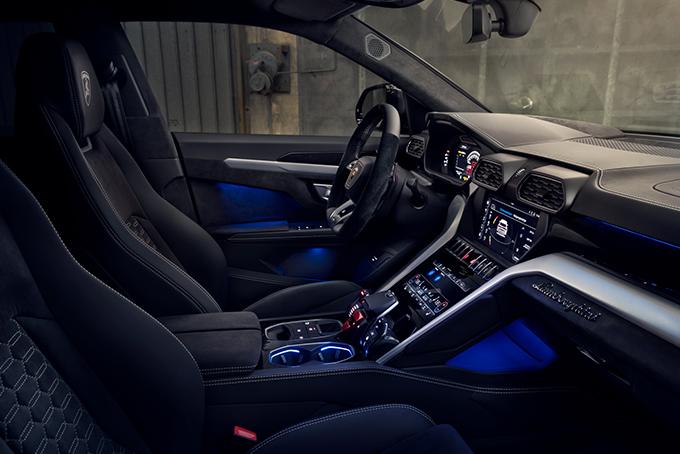 Тюнеры научили Lamborghini Urus разгоняться до 320 км / ч