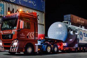 Специфика перевозки негабаритных грузов