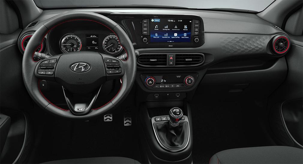 Hyundai «підігрів» крихітний хетчбек i10